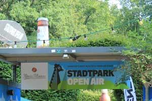 Freilichtbühne im Stadtpark Hamburg